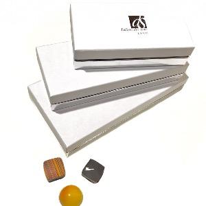 Delices des Sens Lyon relook ses coffrets de chocolats