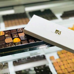 Croqueurs de chocolat 2018 Délices des Sens Lyon chocolats primés
