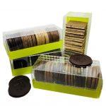cadeaux d'entreprise palets chocolats petits délices vues de Lyon Délices Des Sens Lyon
