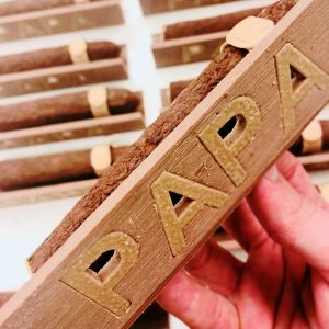 cigares chocolat fetes des peres Delices Des Sens