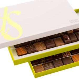 Chocolats au détail