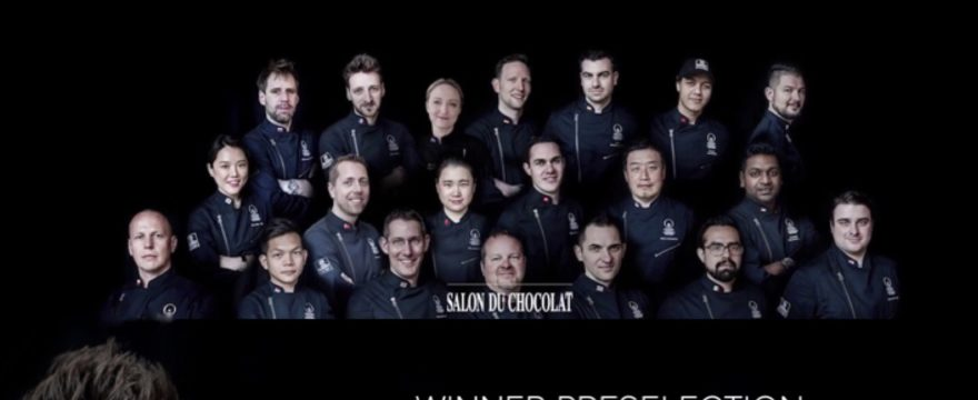 WORLD CHOCOLATE MASTERS 2018…LE CHOC DES TITANS !
